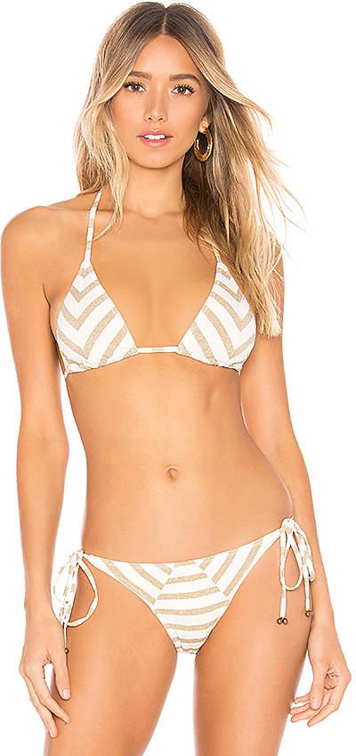 Aggie Bikini Top