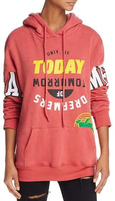 University of Today, Dreamers of Tomorrow Oversized Pullover Hoodie - 100% Exclusive