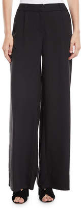 Eileen Fisher Tencel® Wide-Leg Trousers