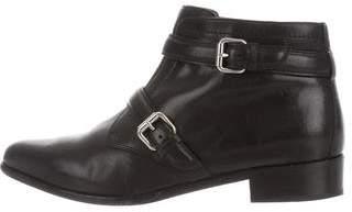 Tabitha Simmons Windle Leather Booties