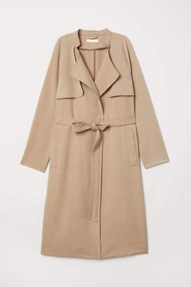H&M Soft Trenchcoat - Beige