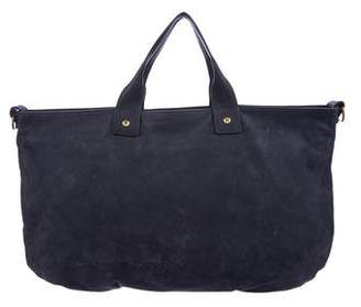Clare Vivier Suede Simple Tote