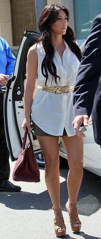 Signature Sleeveless Blouse - as seen on Kim Kardashian - by Equipment