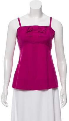 Marc by Marc Jacobs Strapless Silk Top w/ Tags