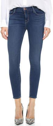 J Brand 835 Mid Rise Crop Jeans $178 thestylecure.com