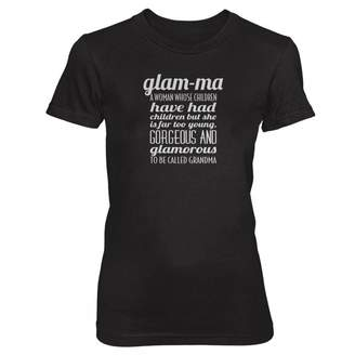 Glamorous Vine Fresh Tees Ladies/Juniors Glam-ma Too Young, Gorgeous and T-Shirt - Ladies/Juniors 2X-Large