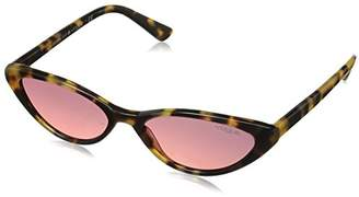 Vogue Women's Plastic Woman Cateye Sunglasses