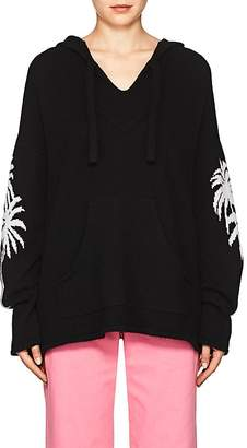 ADAPTATION Women's Palm Tree Cashmere Baja Hoodie