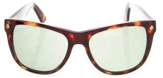 Selima Tortoiseshell Wayfarer Sunglasses