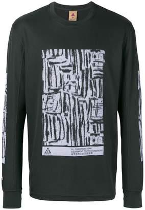 Nike ACG long-sleeved top
