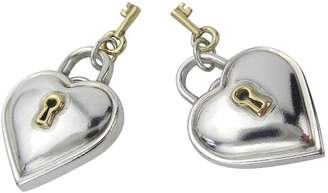 Tiffany & Co. Silver earrings