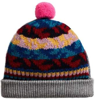 8487a396087 Fair Isle Hat - ShopStyle UK