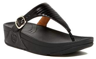 FitFlop The Skinny Wedge Sandal