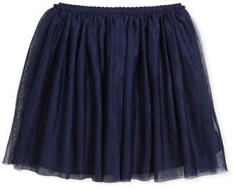 Mayoral A-Line Tulle Skirt, Size 8-14