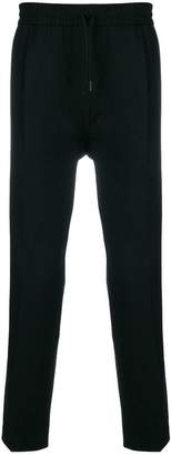 Emporio Armani cropped track pants