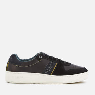 Ted Baker Men's Maloni Suede Low Top Trainers