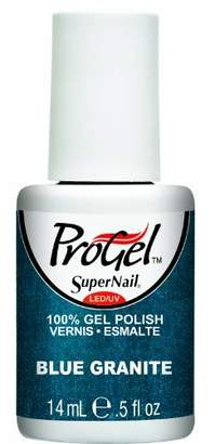 SuperNail Gel Polish for Nails, Granite Shimmer, 0.5 Fluid Ounce by Super Nail