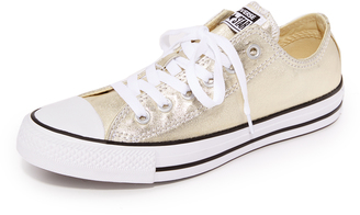 Converse Chuck Taylor All Star Low Top Sneakers $60 thestylecure.com