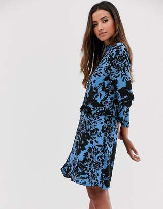 MBYM printed high neck dress