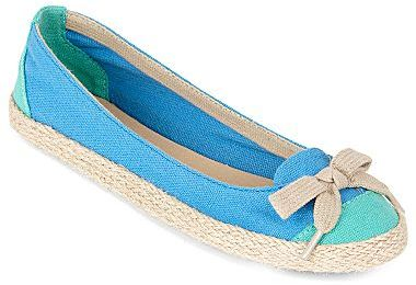 JCPenney Colorblock Boat Shoes