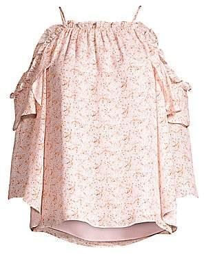 Parker Women's Mildred Cold Shoulder Top