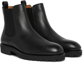 HUGO BOSS Eden Leather Chelsea Boots