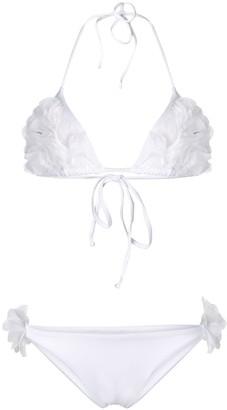La Reveche Shayna triangle bikini set