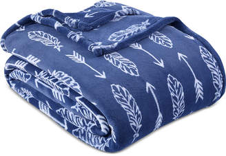 "Berkshire PrimaLushTM Feathers 90"" x 90"" Bed Blanket"