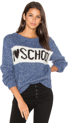 Wildfox Couture School Holiday Sweater $172 thestylecure.com