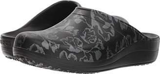 Crocs Women's Sloane Graphic Clog W Shoe