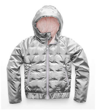 The North Face Mashup Metallic X-Stitch Hooded Jacket, Size XXS-XL