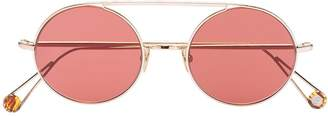 AHLEM 22k gold plated Place d'Acadie sunglasses