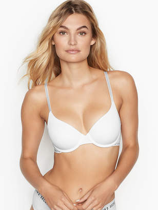 Victoria's Secret The T-Shirt Cotton Lightly Lined Demi Bra