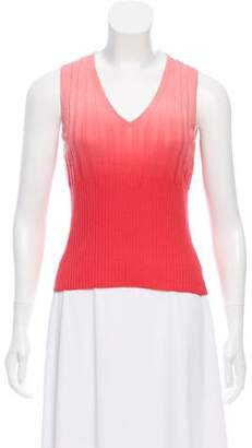 Malo Sleeveless Knit Top