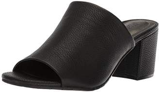 Kenneth Cole Reaction Women's Mass-TER Mind Open Toe Mule Heeled Sandal