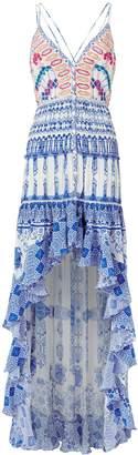 Rococo Sand Ionic High-Low Dress