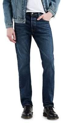 Levi's 501 Original Straight-Leg Jeans