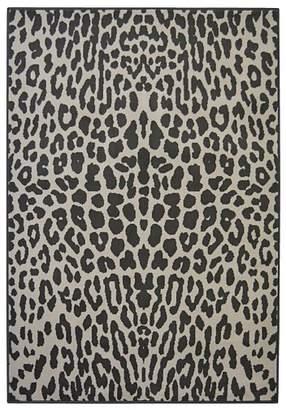 Homemaker Leopard Print Rug