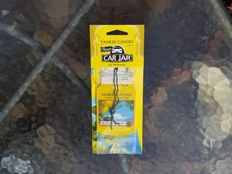 Yankee Candle Sicilian Lemon Car Jar