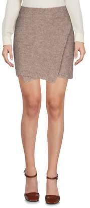 Lo Not Equal Mini skirt