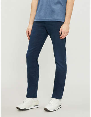 BOSS Regular-fit tapered jeans