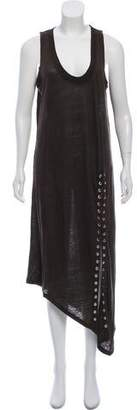 IRO Sleeveless Linen Midi Dress w/ Tags