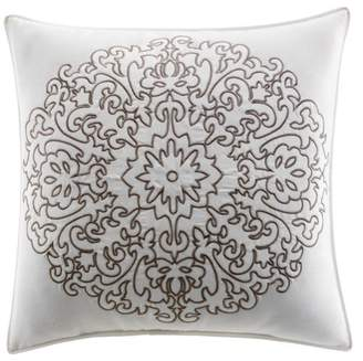Stone Cottage Medallion Square Pillow
