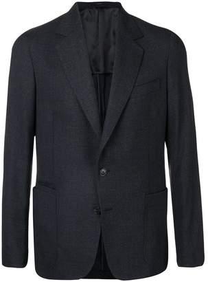 Paul Smith Black Label front button suit jacket