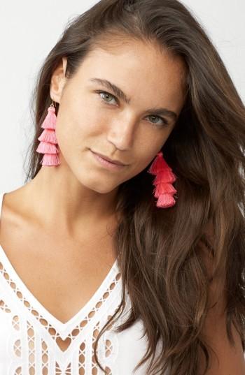 Women's Baublebar Gabriela Fringe Earrings 4