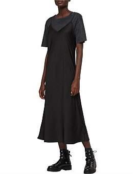 AllSaints Benno Tee Dress
