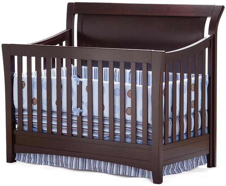 Babies R Us Babies 'R' Us Adele Lifetime Crib - Caffe