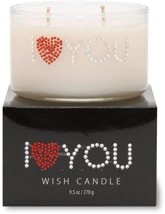 I Heart You 9.5-oz. Wish Candle