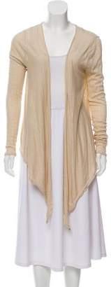 Calypso Linen Long Sleeve Cardigan