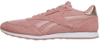 8bba53ee7943 Reebok Classics Womens Royal Ultra SL Trainers Chalk Pink Rose Gold White